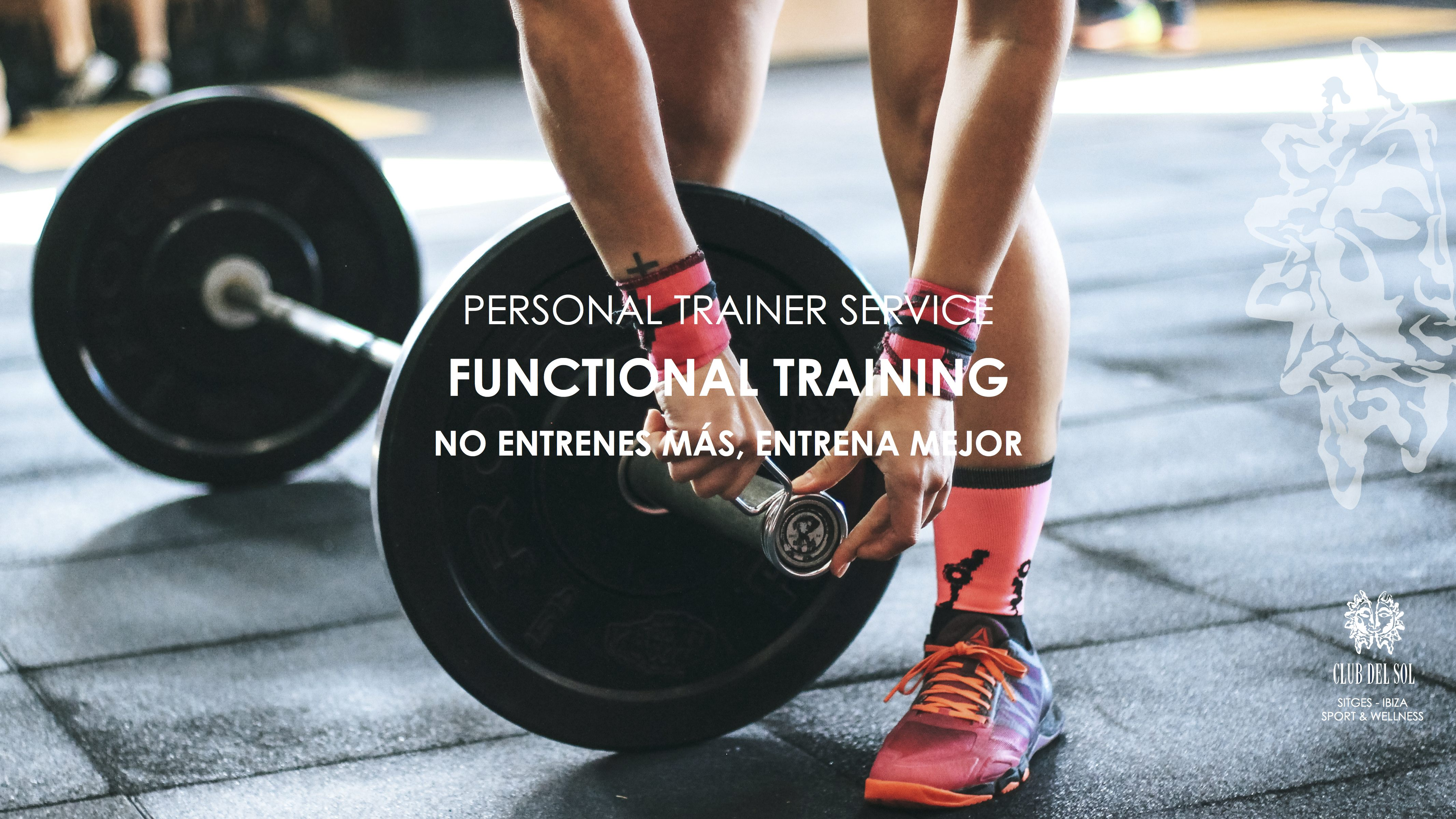 Fuctional trainig workout club del sol sitges